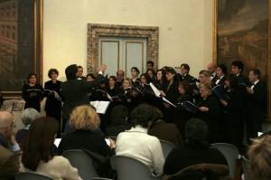Museo di Roma Palazzo Braschi - Roma - dicembre 2005 A Ceremony of Carols