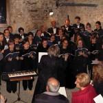Museo dell'Olio della Sabina - Castelnuovo di Farfa - novembre 2002 musiche di Janequin, Banchieri; Dallapiccola e Petrassi