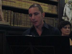 Biblioteca della Fondazione Primoli - Roma - ottobre 2008 Amor sacro Amor profano