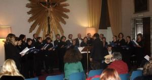 Sala Baldini - Roma - dicembre 2010 Per Cantar l'Amor
