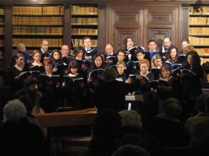 Biblioteca della Fondazione Primoli - Roma - dicembre 2004 Polifonia a Mantova Ferrara e Venezia