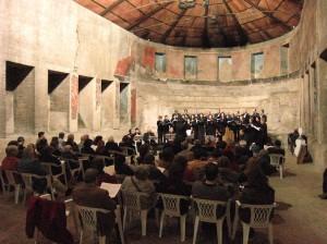 Auditorium di Mecenate- Roma - aprile 2008 Barrueco