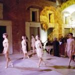 Mercati di Traiano - Roma - Maggio 2003 L'Orfeo di Monteverdi con la partecipazione del Balletto di Roma