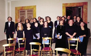 Palazzo Rospigliosi - Roma - aprile 2000 musiche di E. de' Cavalieri ed A. Caldara